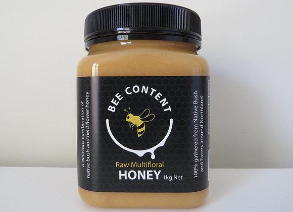 Multifloral Honey 1kg