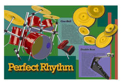 Drums Infographic