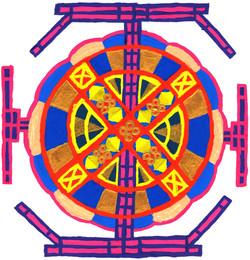 Mandala Painting 03