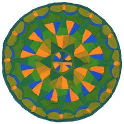 Mandala Painting 04
