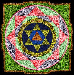 Mandala Painting 02