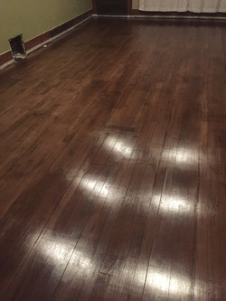 After Floor Refinished