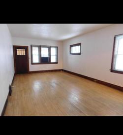Before Floor Refinish