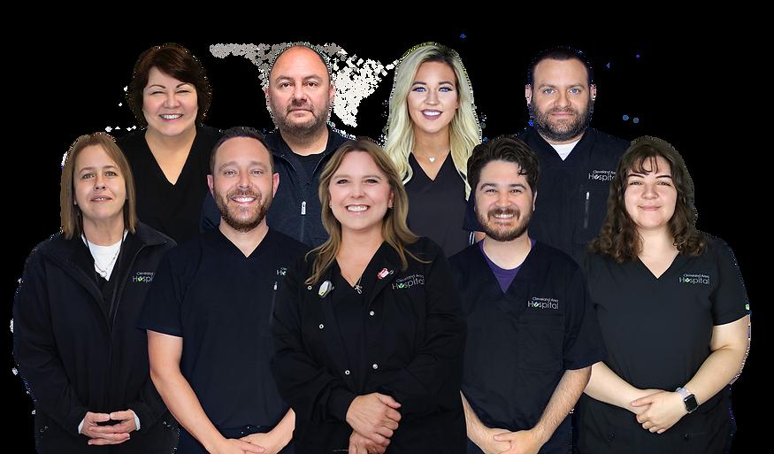 Image of Radiology team