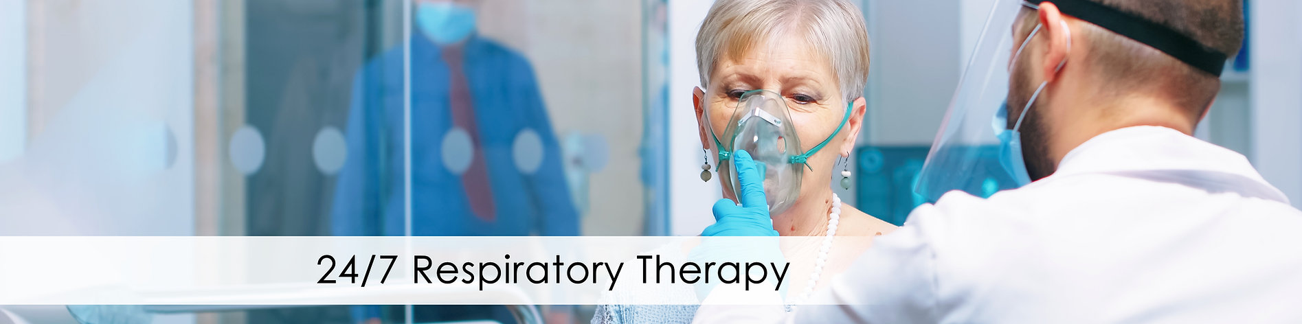 Respiratory Therapy Header Image