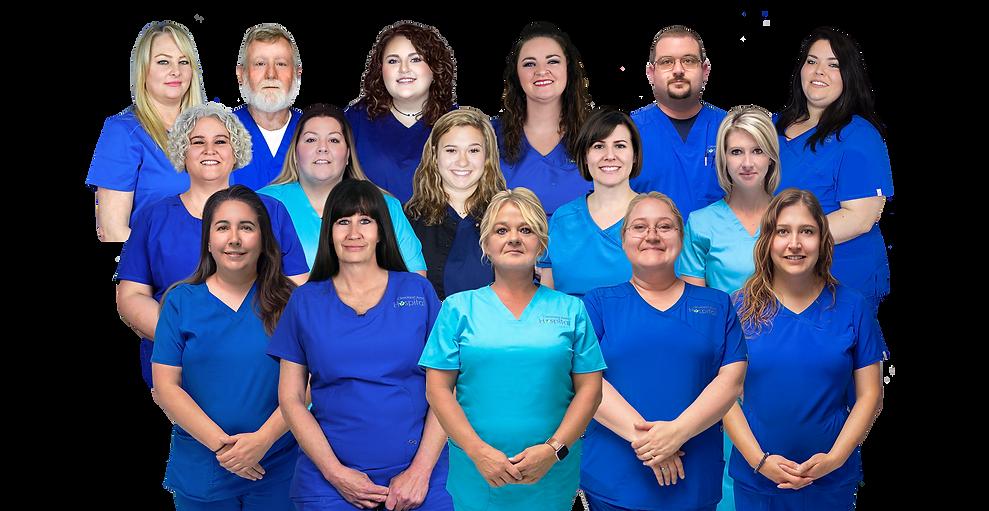 Image of Nursing team