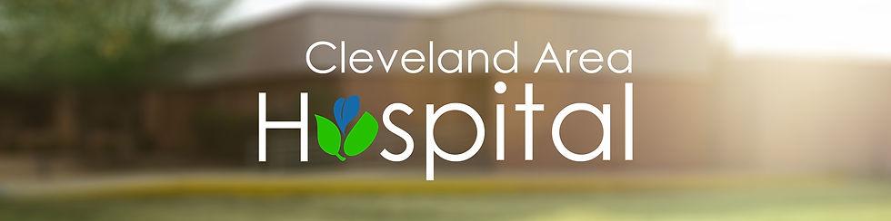 Cleveland Area Hospital Header
