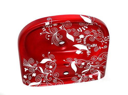 Red Apel Waschbecken