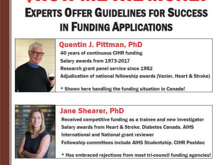 Guidelines for Success in Funding Applications