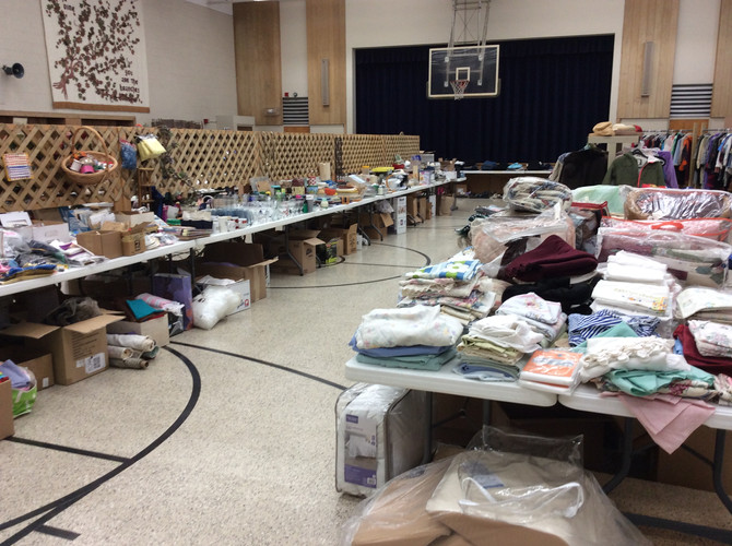 2019 Rummage Sale One of the Best Ever! - By: Kelly Carpenter
