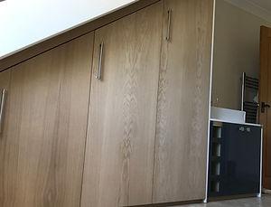 new frames/ door and glazing