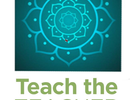 Teaching Reiki