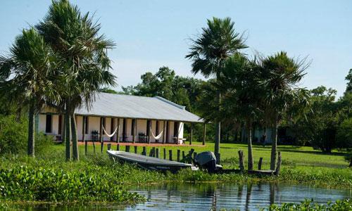 Alojamiento en Portal Laguna Iberá