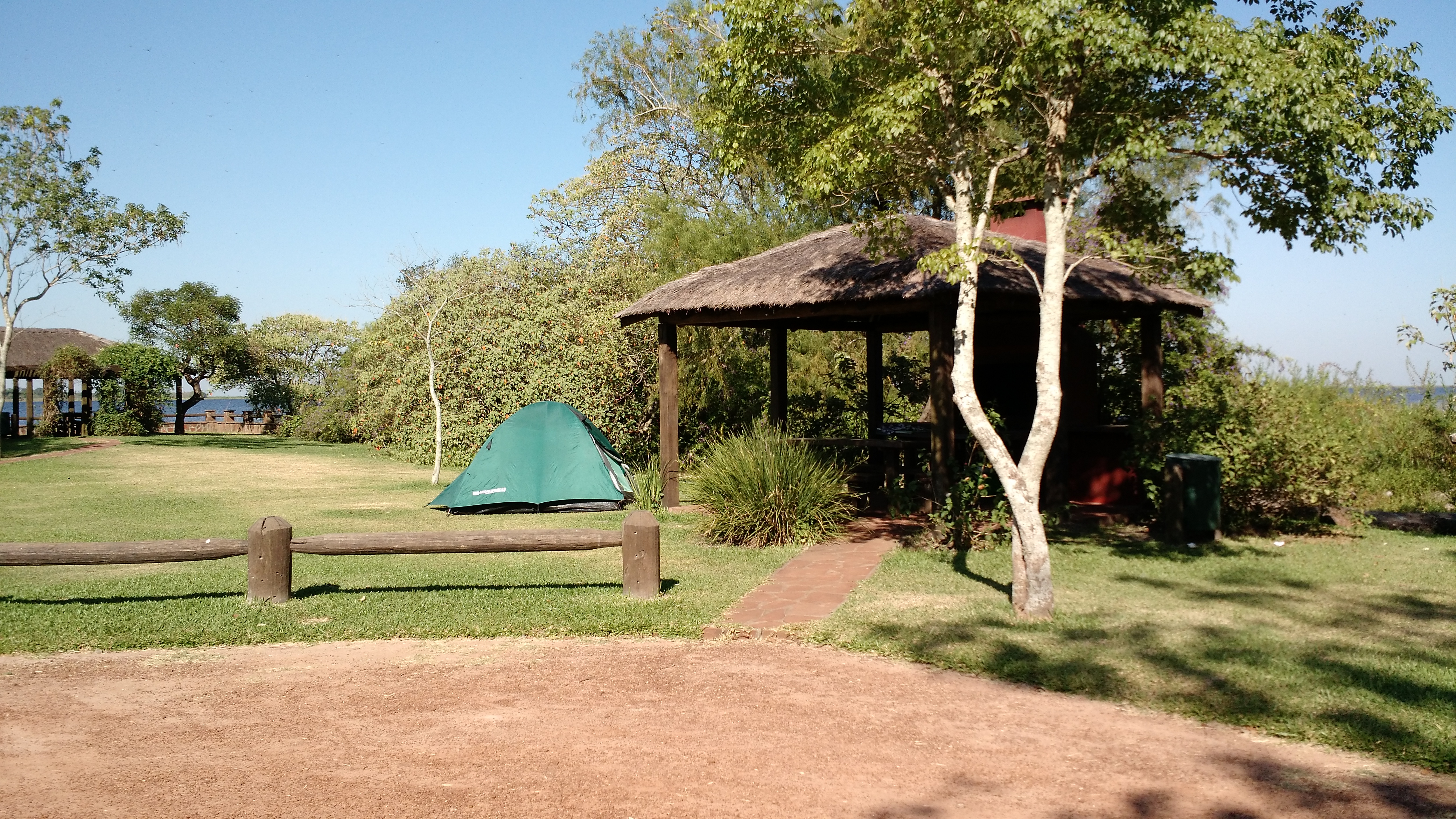 Camping en Portal Laguna Iberá
