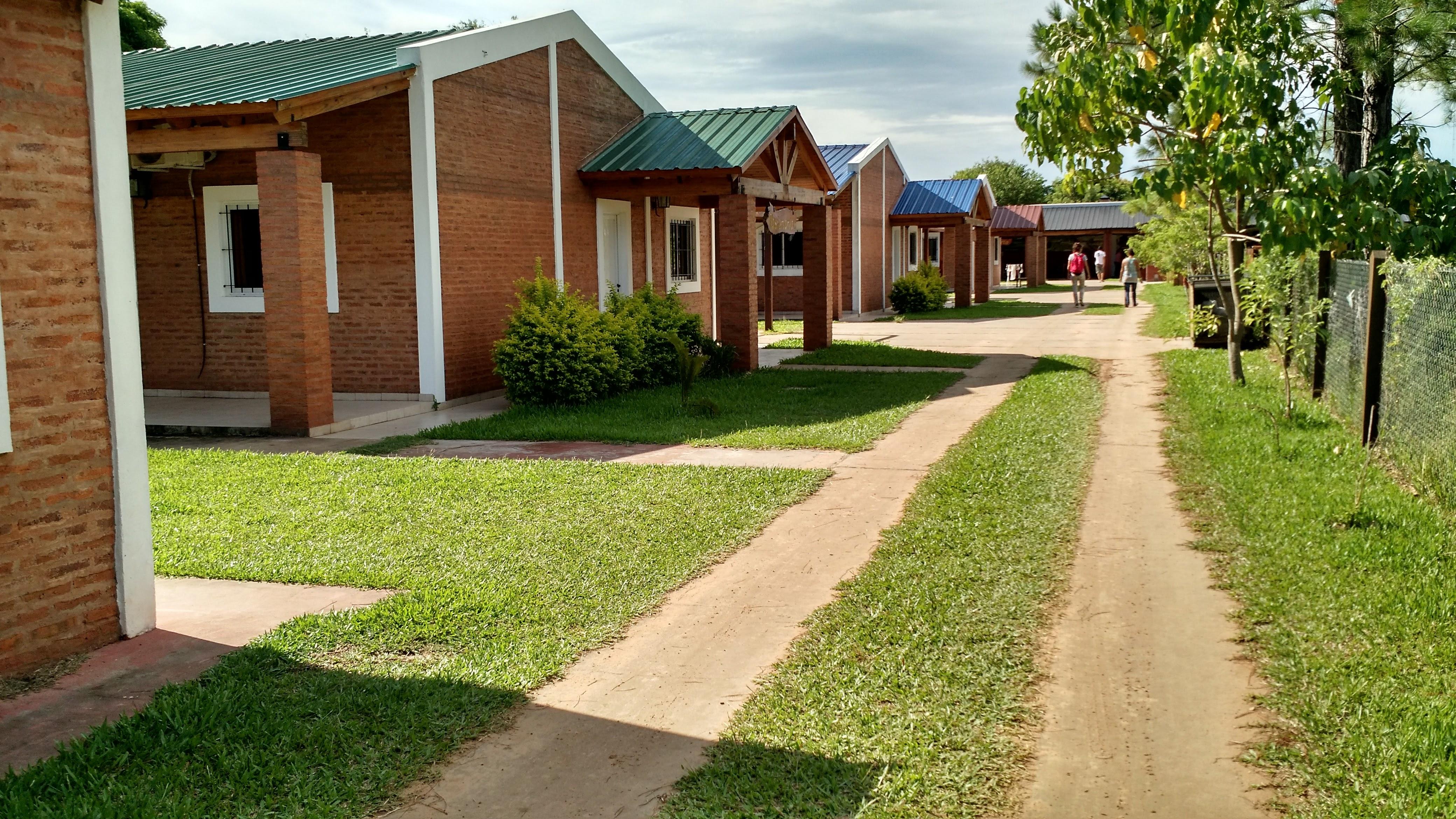 Alojamiento en Mburucuyá
