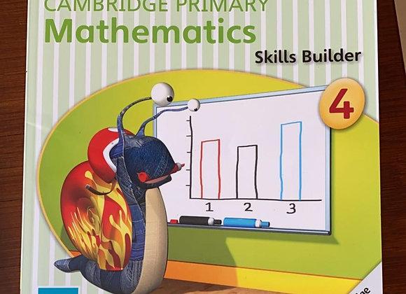 Skills Builder Maths year 4