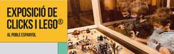 EXPOSICIÓN CLICS Y LEGO