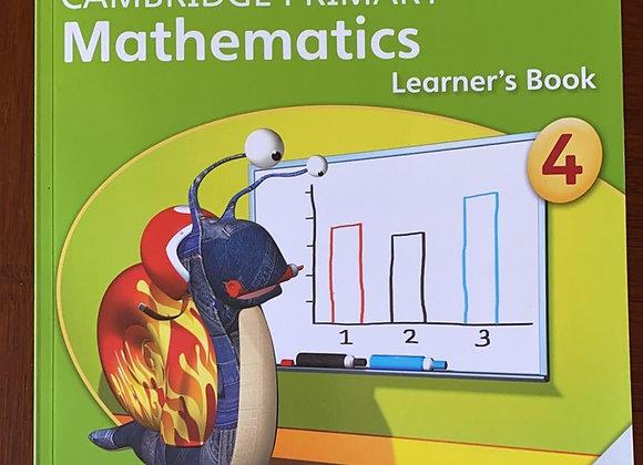 Learner's Book Maths year 4