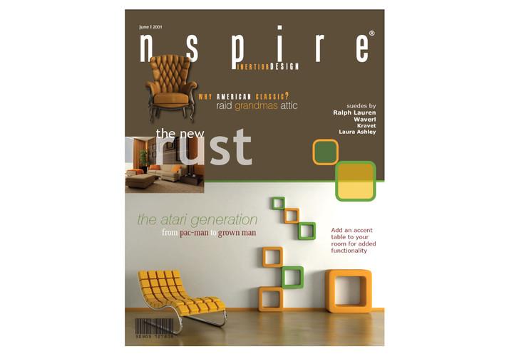 nSpire Magazine Art Direction