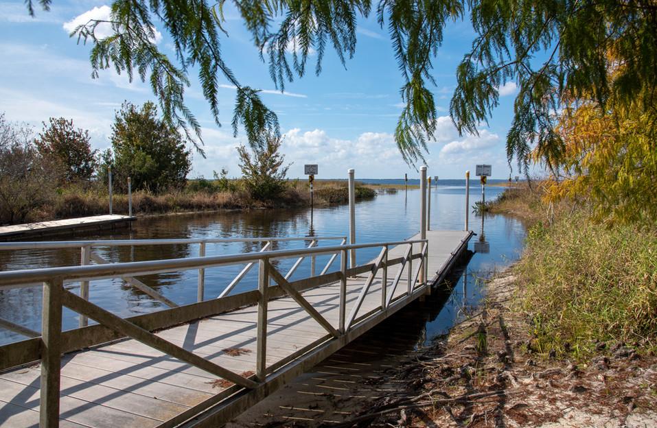 Chisholm Park Boat Ramp