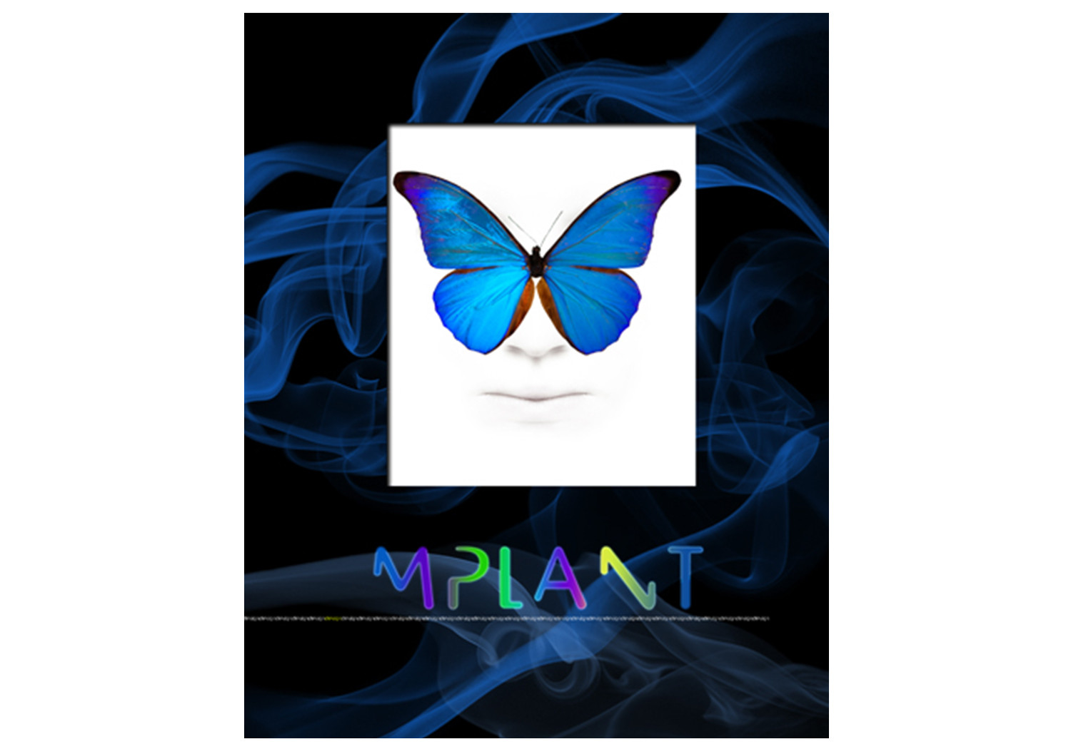 mPLant Poster