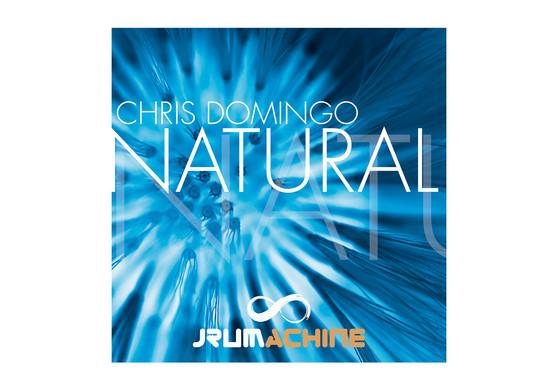 Natural by Chris Domingo Sample CD Art