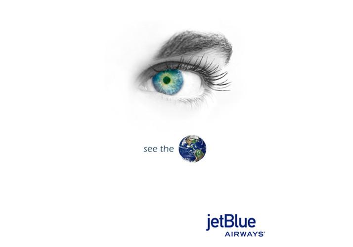 jetBlue Advertisement