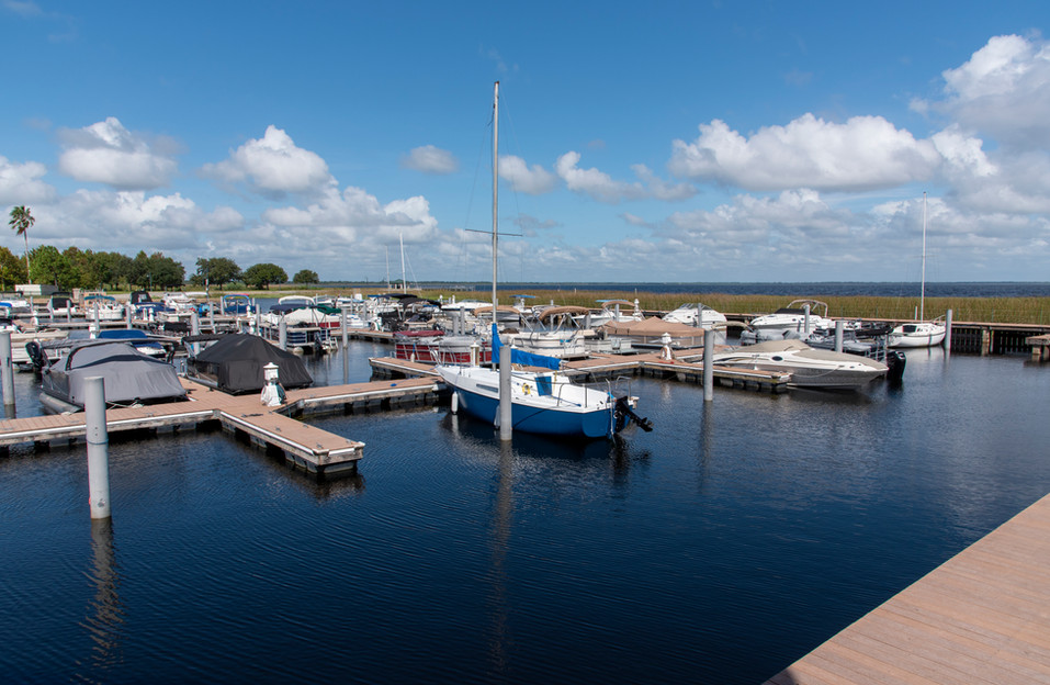 Lakefront Park Marina