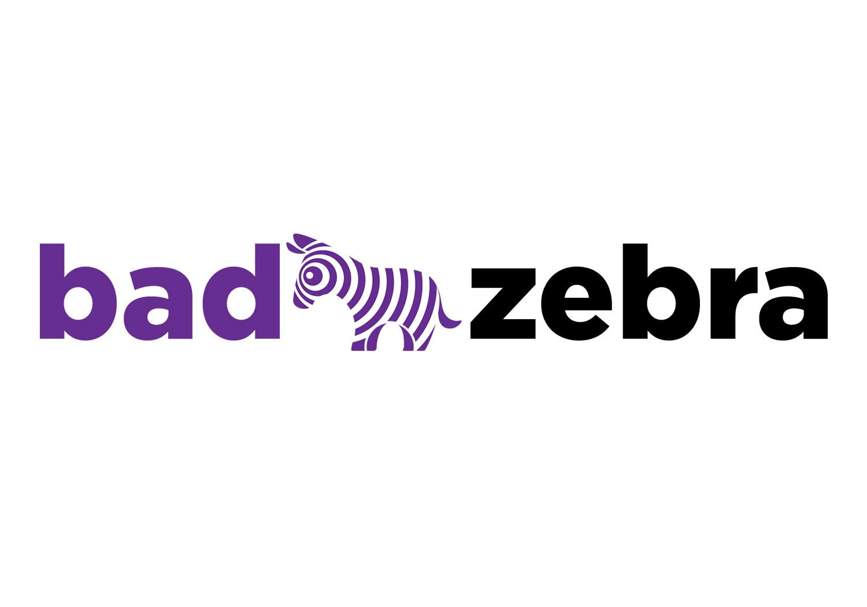 Bad Zebra Company Logo