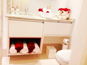 Banheiros,banheirinhos e banheirões