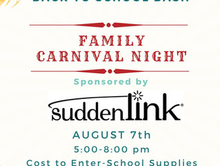 Family Carnival Night at the Cedar Mountain Club