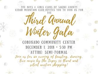 Cedar Mountain Club Winter Gala