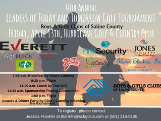 Golf Tournament Rescheduled!!!