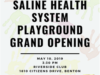 Playground Grand Opening