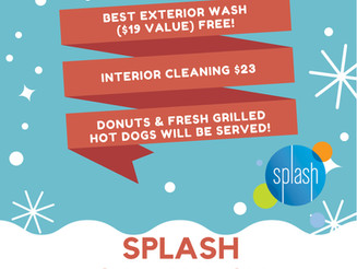 See You At Splash