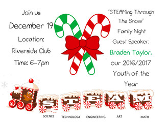 Riverside Club December Family Night