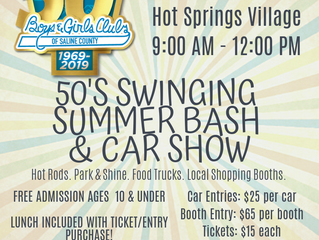 50's Swinging Summer Bash & Car Show