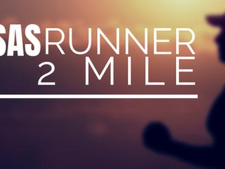 Arkansas Runner 2 Mile