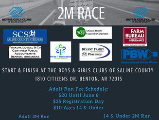 Come Run With Us!
