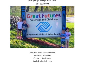 Food Program at Great Futures Daycare