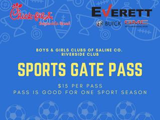 Sports Gate Pass