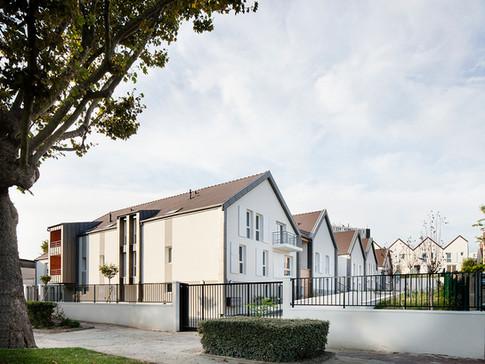 Bonneuil-sur-Marne, 25 logements.