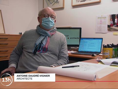 ACTU / COVID reportage France 2