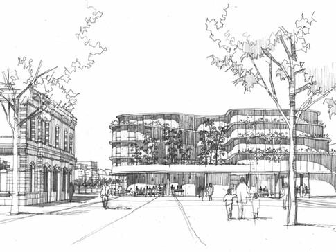 Nouveau projet - bel hôtel à Saint Germain-en-Laye