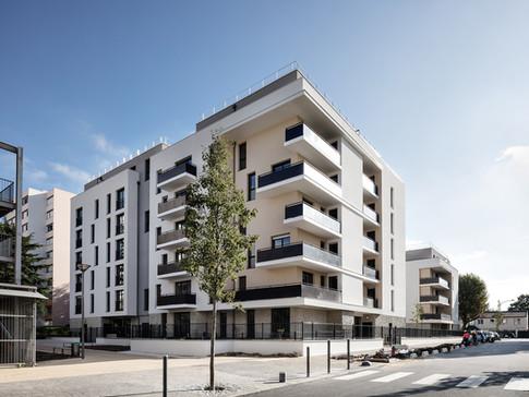 Deuil-la-Barre : 70 logements sociaux.