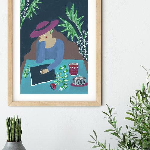 Yaratıcılık A3 Poster