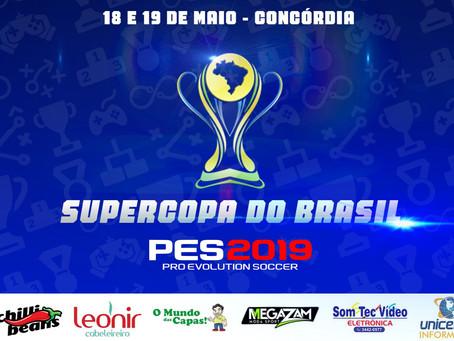 Supercopa do Brasil em Concórdia