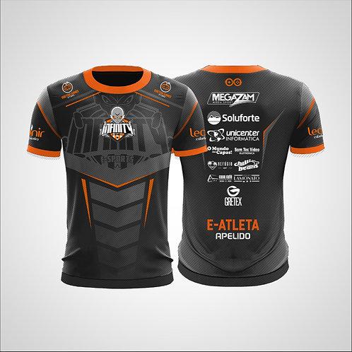 Camisa gamer 2020