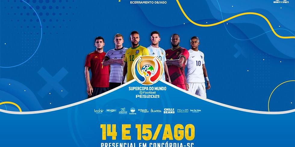 Supercopa do Mundo   eFootball 2021