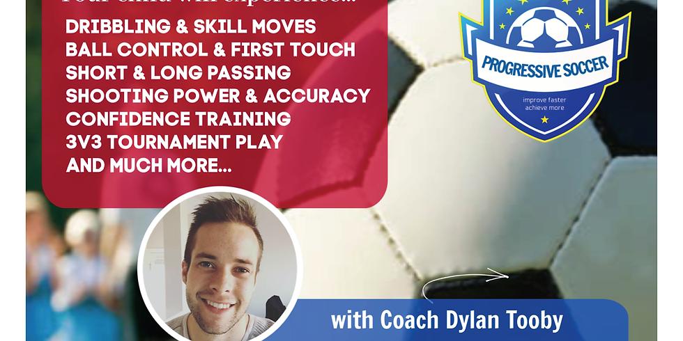 Progressive Soccer ~ PD Day Soccer Camp  (January 31st)